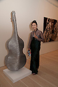 KO EUN KYUNG, Korean Eye Dinner  hosted by The Dowager Viscountess Rothermere and Simon De Pury.Sponsored by CJ, Korean Food Globalization Team, Hino Consulting and Visit Korea Committee. Phillips de Pury Space, Saatchi Gallery.  Sloane Sq. London. 2 July 2009.