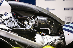 May 13, 2018 - Barcelona, Spain - Motorsports: FIA Formula One World Championship 2018, Grand Prix of Spain, .Technical detail  (Credit Image: © Hoch Zwei via ZUMA Wire)