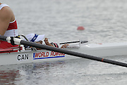 Eton, GREAT BRITAIN, CAN M4+ at the start,  Cox, Stephen CHENG.   2006 World Rowing Championships, 23/08/2006.  Photo  Peter Spurrier, © Intersport Images,  Tel +44 [0] 7973 819 551,  email images@intersport-images.com , Rowing Courses, Dorney Lake, Eton. ENGLAND