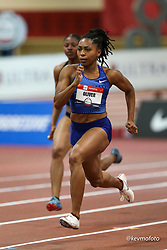2020 USATF Indoor Championship<br /> Albuquerque, NM 2020-02-15<br /> photo credit: © 2020 Kevin Morris<br /> womens 60m, Nike