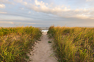 Path to Beach, Two Mile Hollow Beach, Long Island, Two Mile Hollow Ln, East Hampton, NY