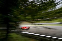 September 1, 2018 - Monza, Italy - Motorsports: FIA Formula One World Championship 2018, Grand Prix of Italy, .#7 Kimi Raikkonen (FIN, Scuderia Ferrari) (Credit Image: © Hoch Zwei via ZUMA Wire)