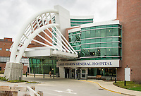 Lakes Region General Hospital.  (Karen Bobotas/for the Laconia Daily Sun)