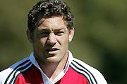 28 January 2003, Super 12 Rugby, Crusaders Training, Rugby Park, Christchurch, New Zealand.<br />Mark Hammett<br />Pic: Sandra Teddy/Photosport