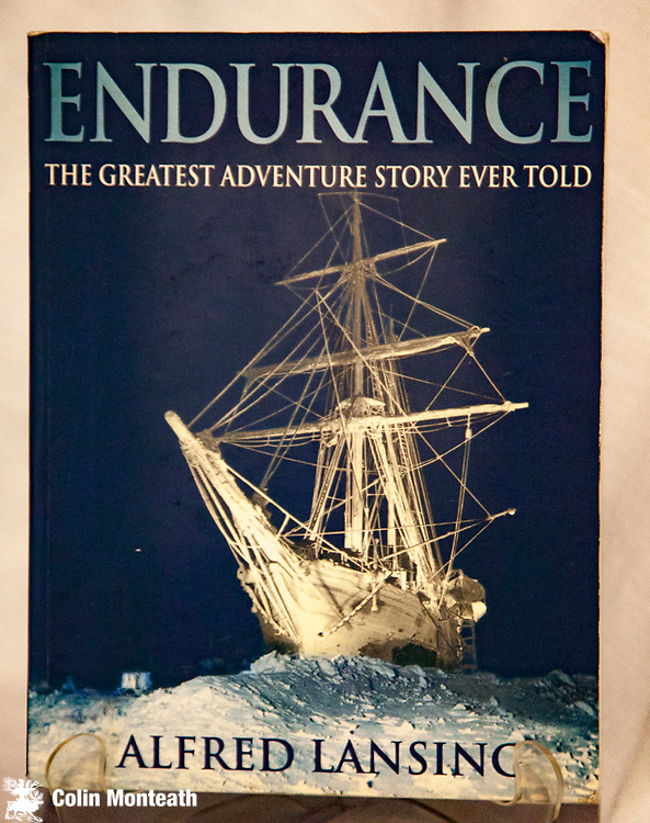 ENDURANCE -  The Greatest adventure story ever told, Alfred Lansing, Phoenix books, London, 2000 , 277 pages, Frank Hurley imagery , American journalists take on famous story...a time-honoured tales since it first appeared in 1959 - $65