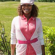 NLD/Abcoude/20120530 - Gekleurde bn' ers gaan multicultureeel golfen, Farida van den Stoom