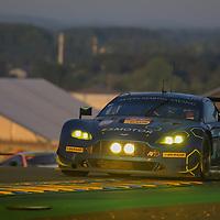 #90, TF Sport, Aston Martin Vantage, driven by: Salih Yoluc, Euan Hankey, Rob Bell, 24 Heures Du Mans 85th Edition, 18/06/2017,