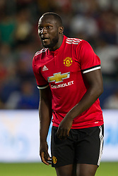 July 15, 2017 - Carson, California, U.S - Manchester United F Romelo Lukaku (9) during the summer friendly between Manchester United and the Los Angeles Galaxy at the StubHub Center. (Credit Image: © Brandon Parry via ZUMA Wire)