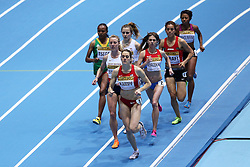 07.03.2014, Ergo Arena, Sopot, POL, IAAF, Leichtathletik Indoor WM, Sopot 2014, Tag 1, im Bild HEATHER KAMPF // HEATHER KAMPF during day one of IAAF World Indoor Championships Sopot 2014 at the Ergo Arena in Sopot, Poland on 2014/03/07. EXPA Pictures © 2014, PhotoCredit: EXPA/ Newspix/ Piotr Matusewicz<br /> <br /> *****ATTENTION - for AUT, SLO, CRO, SRB, BIH, MAZ, TUR, SUI, SWE only*****