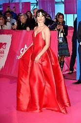 November 4, 2018 - Bilbao, Bizkaia, Spanien - Camila Cabello bei der Verleihung der MTV European Music Awards 2018 in der Bizkaia Arena. Bilbao, 04.11.2018 (Credit Image: © Future-Image via ZUMA Press)