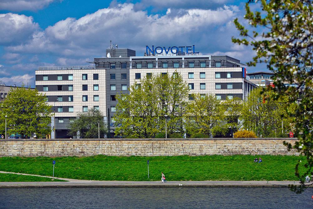 Hotel Novotel Kraków Centrum, Polska<br /> Novotel Hotel Kraków Centrum, Poland