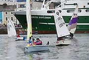 02/07/2017 REPRO FREE:  Try Sailing  at Seafest 2017, the National Maritime Festival which rran at the weekend  in Galway.<br /> . Photo:Andrew Downes, xposure .