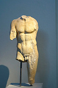 Archaeological Museum of Thasos is a museum located in Limenas on the island of Thasos, East Macedonia, Greece