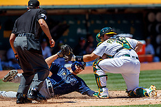 20190623 - Tampa Bay Rays at Oakland Athletics
