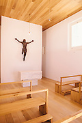 Chapel with cork christ at Torre De Palma Wine Hotel, Herdade de Torre de Palma > torredepalma.com