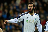 Georgios Samaras during the The FA Cup match between West Bromwich Albion and Gateshead at The Hawthorns, West Bromwich, England on 3 January 2015. Photo by Alan Franklin.