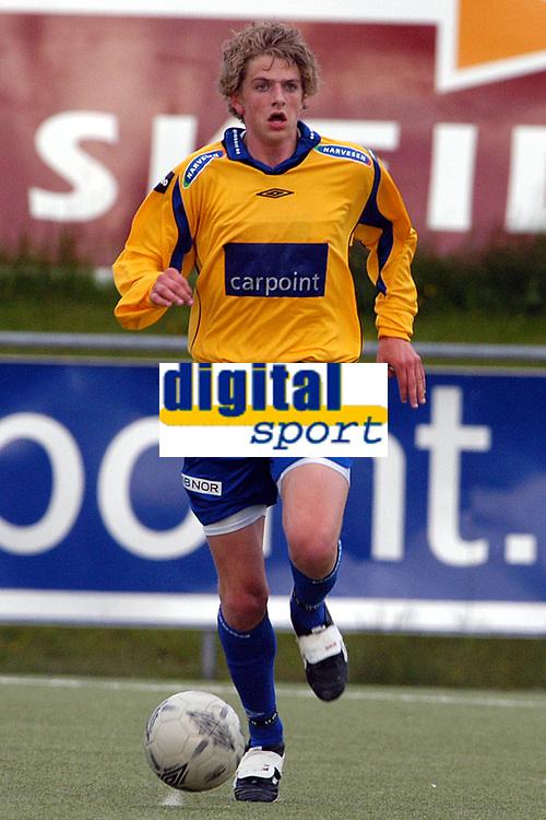 Fotball, NM, Cup Trondheim 26.05.2004, Strindheim - Fana 5-2, Thomas Rønning, Strindheim<br />Foto: Carl-Erik Eriksson, Digitalsport
