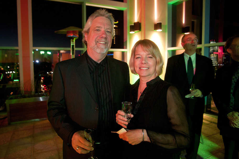 The Four Seasons Residences Austin hosted a party Friday night for current, future and prospective residents. Bill and Linda Davis joined others in attendance at the party.