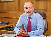 An Taoiseach Micheal Martin TD