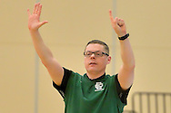 Elyria Catholic vs. Villa Angela - St. Joseph boys varsity basketball on March 9, 2015. Images © David Richard and may not be copied, posted, published or printed without permission.