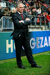 15-03-2009 VOETBAL: FC UTRECHT - AZ: UTRECHT<br /> AZ wint met 1-0 van Fc Utrecht / Martin Haar<br /> ©2009-WWW.FOTOHOOGENDOORN.NL