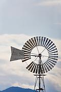 Windmill in Montana