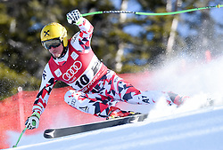 03.12.2015, Birds of Prey Course, Beaver Creek, USA, FIS Weltcup Ski Alpin, Beaver Creek, Herren, Abfahrt, 2. Trainingslauf, im Bild Max Franz (AUT) // Max Franz of Austria in action during the 1st Practice run of mens downhill of the Beaver Creek FIS Ski Alpine World Cup at the Birds of Prey Course in Beaver Creek, United States on 2015/12/03. EXPA Pictures © 2015, PhotoCredit: EXPA/ Erich Spiess