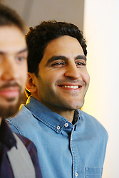 """12.01.2016, Gloria, Koeln, GER, Photocall, RebellComedy, im Bild Babak Ghassim // during a photocall for the German TV station WDR series """"RebellComedy"""" at the Gloria in Koeln, Germany on 2016/01/12. EXPA Pictures © 2016, PhotoCredit: EXPA/ Eibner-Pressefoto/ Deutzmann<br /> <br /> *****ATTENTION - OUT of GER*****"""