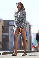 EXCLUSIVE: Venus Williams strikes a pose and snaps some pics at Bondi Beach. Venus is in Sydney to play the Sydney International, before the Australian Open tournament starts in Melbourne. 06 Jan 2018 Pictured: Venus Williams. Photo credit: MEGA TheMegaAgency.com +1 888 505 6342