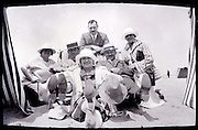 happy time on the beach 1900s