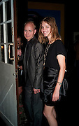 JUSTIN PORTMAN; NATALIA VODIANOVA, Prada Congo Benefit party. Double Club. Torrens Place. Angel. London. 2 July 2009.