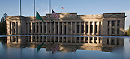 Temple of Justice at the state capitol grounds in Olympia, Wash. on Sunday, Dec. 7, 2008. (Photo/John Froschauer)