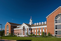 Architecture Image of the University of MD University College SFSC building in College Park Maryland by Jeffrey Sauers of Commercial Photographics