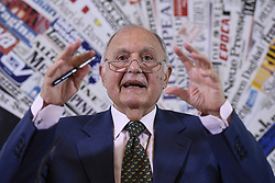 Italy, Rome - October 8, 2018.The European Affairs Minister Savona holds a press conference at the Foreign Press Club (Credit Image: © Mistrulli/Fotogramma/Ropi via ZUMA Press)