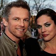 NLD/Amsterdam/20100415 - Uitreiking 3FM Awards 2010, Barry Atsma en Anne Drijver