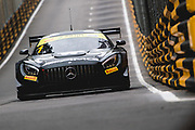 Edoardo MORTARA, CHE, Mercedes-AMG Team GruppeM Racing Mercedes - AMG GT3 <br /> <br /> 65th Macau Grand Prix. 14-18.11.2018.<br /> SJM Macau GT Cup - FIA GT World Cup. <br /> Macau Copyright Free Image for editorial use only