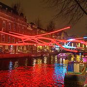 NLD/Amsterdam/20181201 - Amsterdam Light Festival 2018,