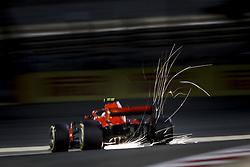 April 7, 2018 - Sakhir, Bahrain - RAIKKONEN Kimi (fin), Scuderia Ferrari SF71H, action during 2018 Formula 1 FIA world championship, Bahrain Grand Prix, at Sakhir from April 5 to 8  (Credit Image: © Hoch Zwei via ZUMA Wire)