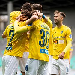 20210413: SLO, Football - Prva liga Telekom Slovenije 2020/21, NK Olimpija vs NK Bravo