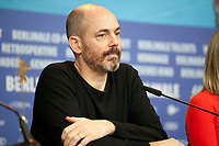 Director, Screenwriter, Edward Berger at the press conference for the film All My Loving at the 69th Berlinale International Film Festival, on Saturday 9th February 2019, Hotel Grand Hyatt, Berlin, Germany.
