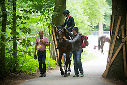 Francart Alexandra, FRA, Volnay Du Boisdeville<br /> CHIO Rotterdam 2018<br /> © Hippo Foto - Sharon Vandeput<br /> 24/06/18