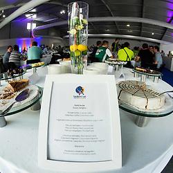20150910: CRO, Basketball - VIP Catering