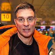 NLD/Amsterdam/20180209 - 538-team van Edwin Evers vertrekt naar de  Olympische Spelen,  Viggo Waas