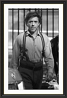 Robert Downey Jr.Going On set of Sherlock Holmes. Holborn London A2 Museum-quality Archival signed Framed Print £650