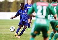 Fotball , 5. mars 2014 , Privatkamp , <br /> Stabæk - HamKam 3-0<br /> Enoch Kofi Adu , Stabæk