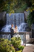 Charlotte & Brandon's gorgeous fall engagement photo shoot