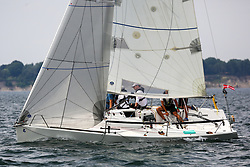 , Travemünder Woche 19. - 28.07.2019, ORC IV - GER 347 - GHOST - PLATU 25 MOD. - Robert NEUMANN - Mühlenberger Segel-Club e. V❩