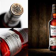 Dewars Scotch Whisky product photography shot by Hype photographer Stuart Freeman.