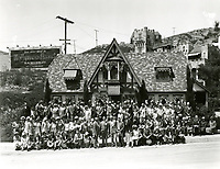 1925 Hollywoodland real estate office