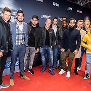 NLD/Almere/20171029 - Finale Spiike presents: WFL - Final 16, Ajax selectie